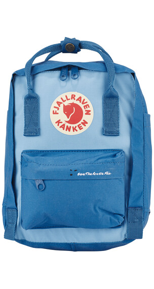 Fjällräven Save the Arctic Fox Kanken Mini - Sac à dos - bleu